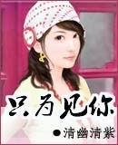 《只为见你》小说封面