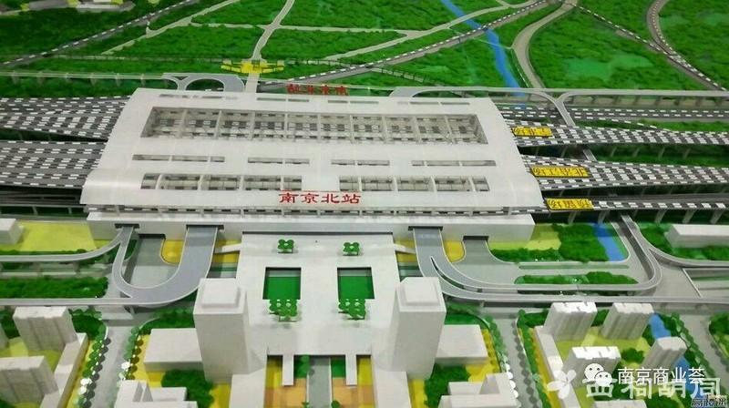 南京北站要来啦!这些区域将直接受益