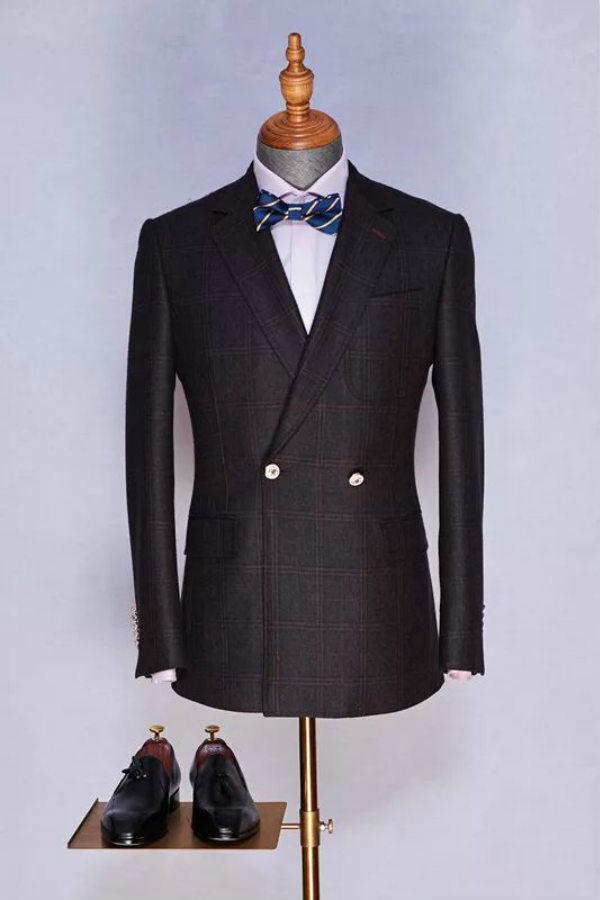在重庆定制西服哪个品牌好?哪个品牌的设计合身?