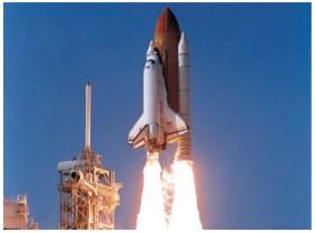 火箭是怎样飞向太空的?