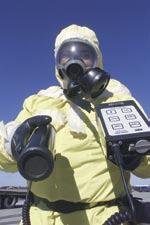 防化兵是如何侦察化学毒剂的?