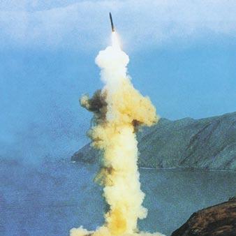 分导式多弹头导弹怎样放出子弹头?