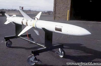 哪种导弹是最早的反辐射导弹?